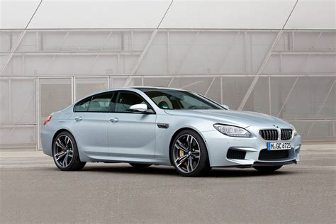 bmw m6 sedan 2018 bmw m6 gran coupe pricing for sale edmunds