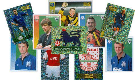 Premier League Sticker Book 1994