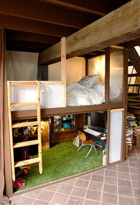 loft ideas for bedrooms 21 loft beds in different styles space saving ideas for