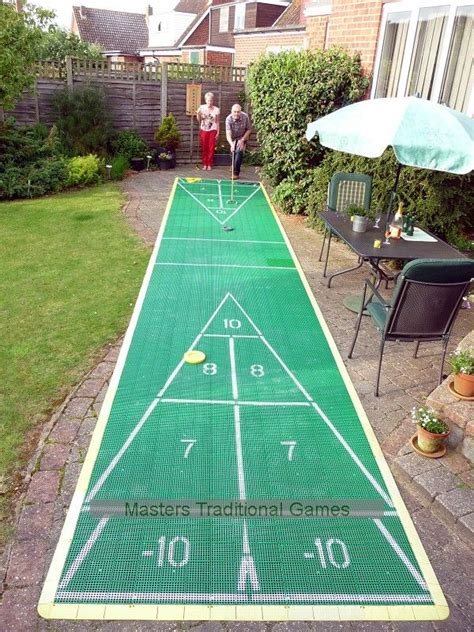 backyard shuffleboard court 17 best images about a e on pinterest wine and