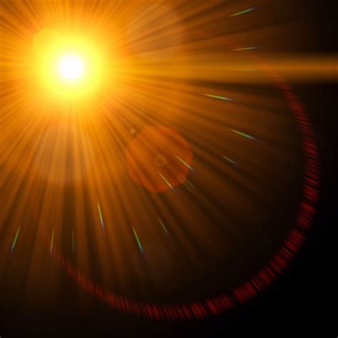 Lens Flare Free Stock Photo Public Domain Pictures Lights Graphic