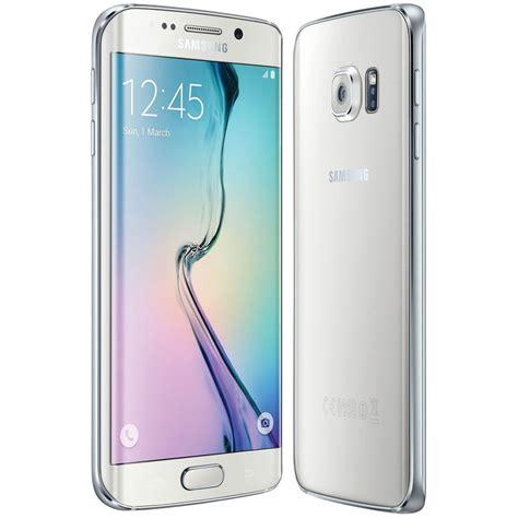 Samsung S6 Edge 32 Gb samsung galaxy s6 edge sm g925i 32gb smartphone g925i 32gb white