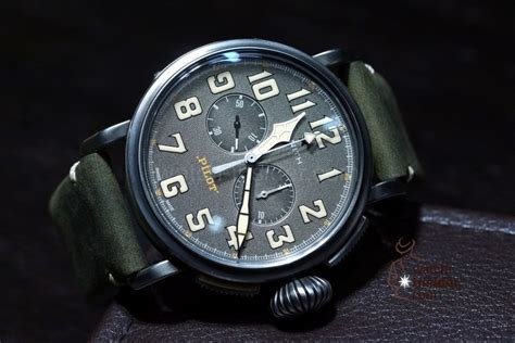 Swiss Clone 11 Replika Pilot Cafe Racer Heritage Stainless Steel the zenith novelties at a glance high quality replica watches review in your trusty time