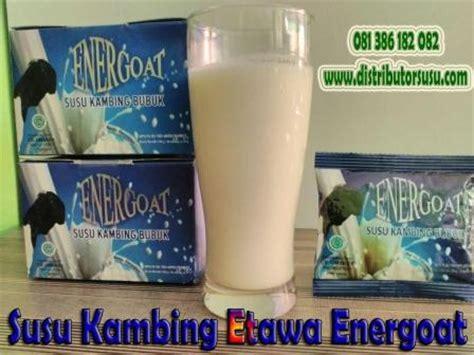 jual susu kambing etawa bubuk energoat  tangerang