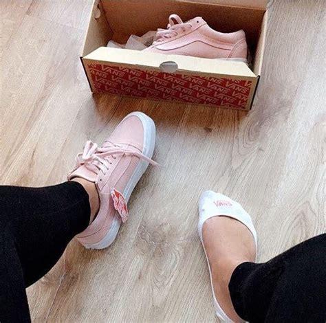 light pink low top vans shoes pink vans baby pink vans cool shoes vans pink