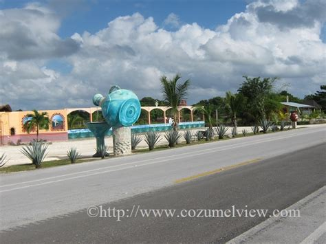 Car Rental Cozumel Port by Cozumel View Cozumel Mexico Restaurants Cafes