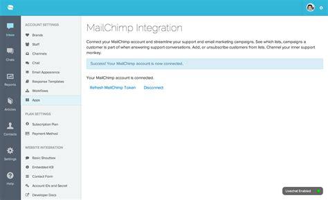 mailchimp confirm subscription template reamaze for mailchimp reamaze