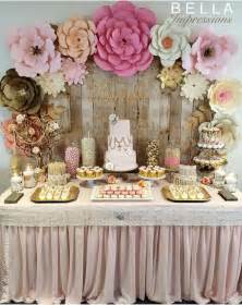 Table Decoration Ideas For Birthday Party best 25 gold dessert table ideas on pinterest