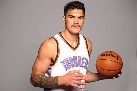 steven adams tattoo steven the ultimate guide to okc thunder s big