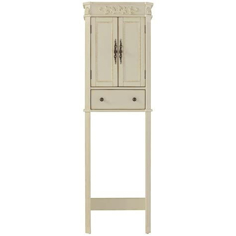 Antique Bathroom Cabinets Storage Home Decorators Collection Chelsea 22 In W X 72 In H X