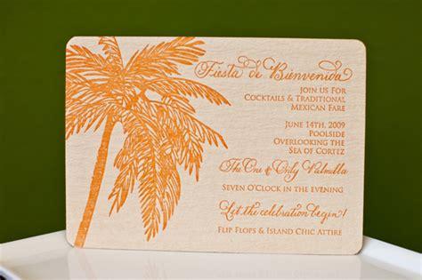 mexico wedding invitations destination wedding mexico the destination wedding jet fete by bridal bar