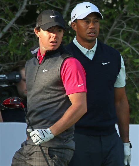 come out swinging like tiger woods wife rory struggles in duel vs tiger new york post
