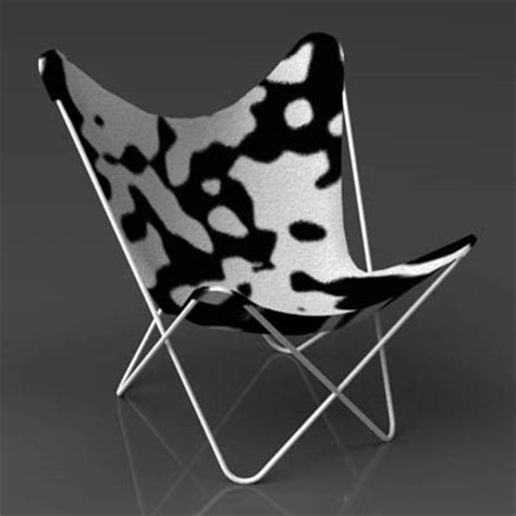 bkf butterfly chair 3d model formfonts 3d models & textures