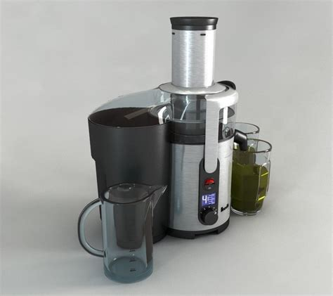Multifunction Juicer breville bje510xl juice multi speed 900 watt
