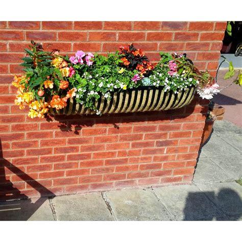 Wall Mounted Garden Baskets Beeston Rural Wall Mounted Hay Feeder Style Garden
