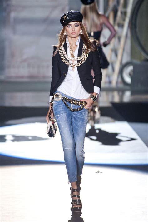 Catwalk To Carpet Fergie In Dsquared by Dsquared2 2013 Dsquared2 2013 Popsugar