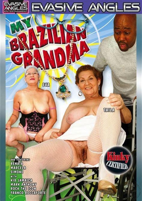 My Brazilian Grandma 2009 Adult Dvd Empire