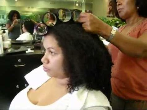 dominican blow out children dominican blow out on natural hair at dominican touch