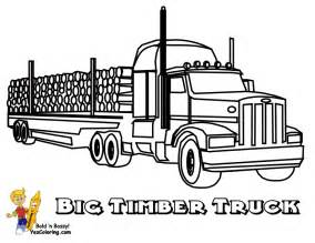 Big Truck Coloring Pages cold coloring trucks trucks free 18 wheelers coloring for boys