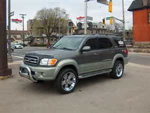Toyota Sequoia Wheels Toyota Sequoia Limited With 22 Quot Rims 1 Madwhips