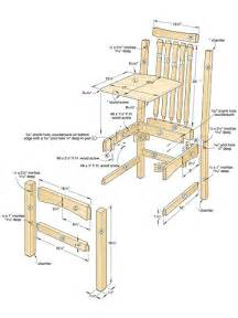 free chair woodworking planswoodworker plans woodworker
