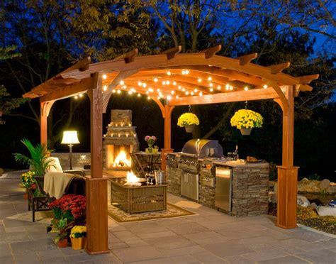 outdoor kitchen ideas afreakatheart kitchen ideas inspirational outdoor kitchen pergola