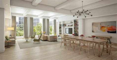 chelsea appartments inside chelsea clinton s 10m luxury fortress that