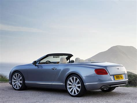 2nd bentley continental gtc 2nd generation continental gtc
