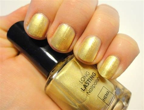 Gouden Nagellak by Nagellak Mix Match