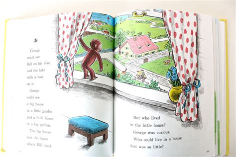 curious george curtains the kite dress made everyday