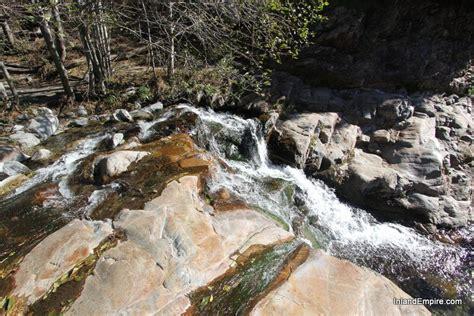 etiwanda falls hike