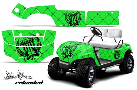 golf cart wrap template ez fit kit pre cut camo wraps autos post