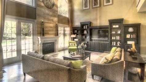how to decorate a great room two story living room decorating ideas freshthemes org is