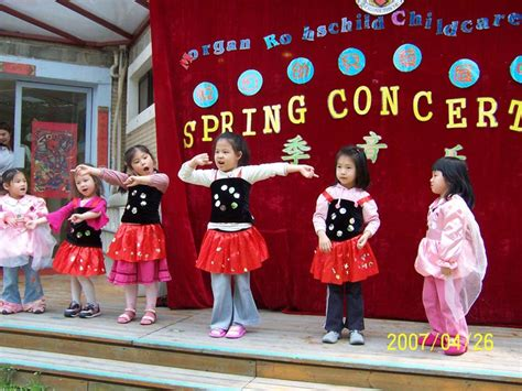 swing girls sing sing sing morgan rothschild academy news spring concert 2007