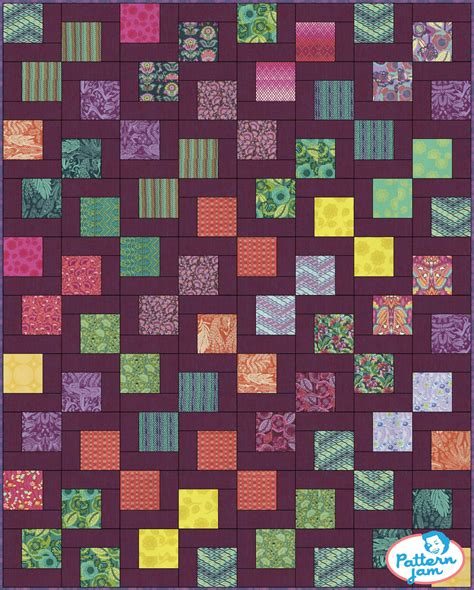 pattern jam virtual quilting it s so fun on pattern jam color girl