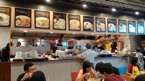 Ramen Di Ramen Aeon Mall tokyo ramen tabushi aeon mall bsd tangerang restaurant