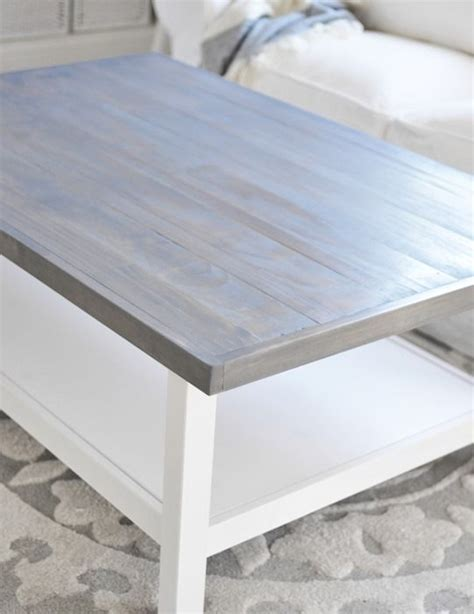 Gray Stain Coffee Tables And Gray On Pinterest Stain Coffee Table