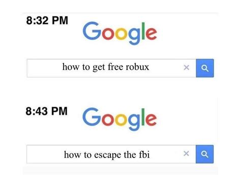 Google Memes - robux google 11 minutes later know your meme