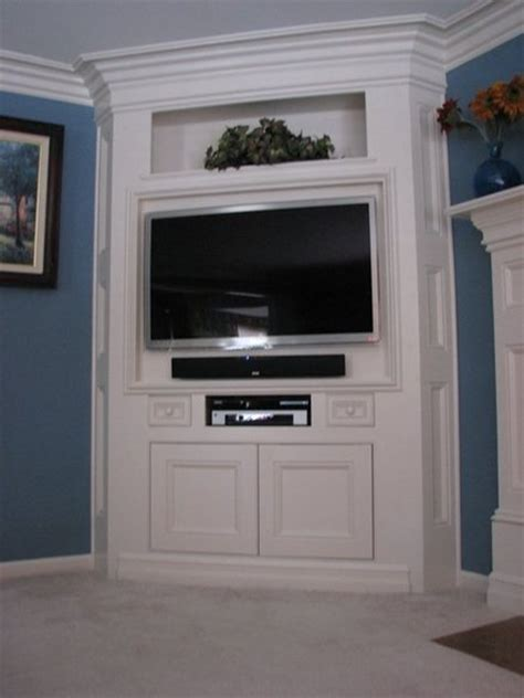 corner entertainment cabinet entertainment center on corner entertainment