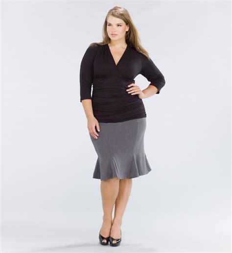 denim skirts for plus size 2014 2015 fashion