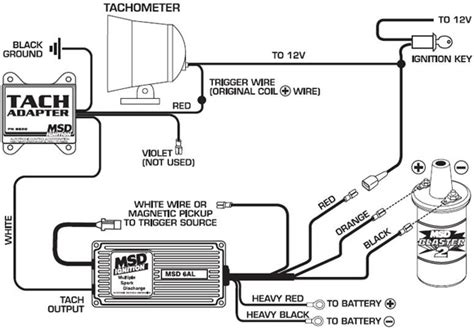 tach adapter wiring mustang tech articles