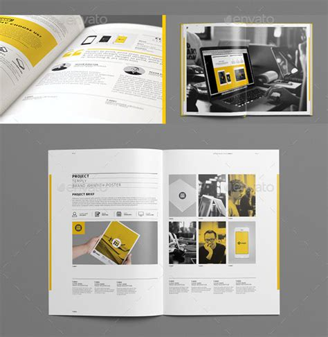 portfolio brochure template 25 really awesome portfolio brochure templates web
