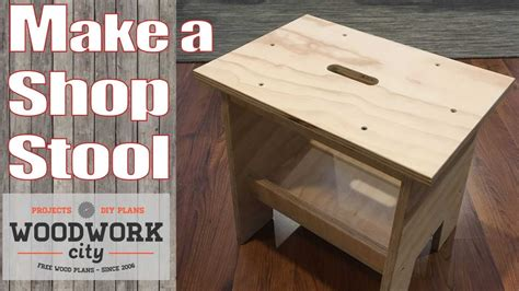 Build A Simple Stool by Build A Simple Stool Stool Bench For The Shop