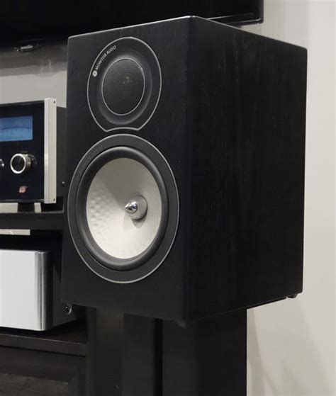 Monitor Sound a powerhouse bookshelf speaker from monitor audio cnet