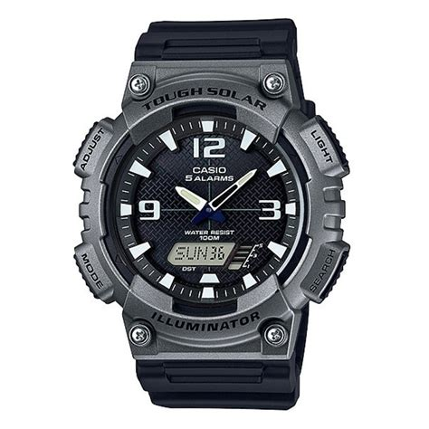 Jam Tangan Pria Casio Original Digital Analog Aq 180wd 7bvdf jam tangan casio aq jualan jam tangan wanita