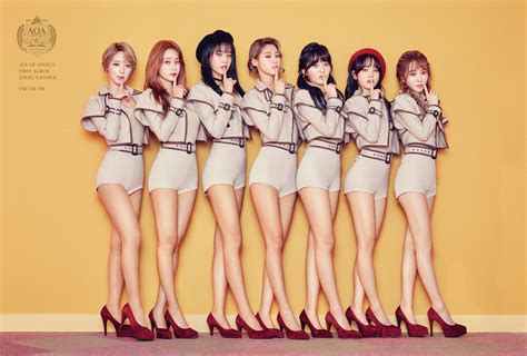 Angle Song sexy vs cute aoa teaser is finally here ace of kpop