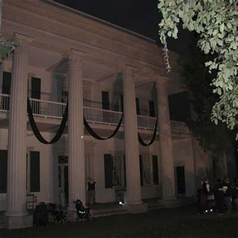haunted houses in nashville tn the hermitage halloween s best haunted historical house tours this old house