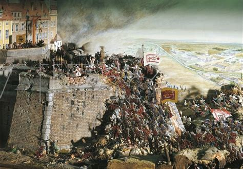 Ottoman Siege Of Vienna The Siege Of Vienna 1683