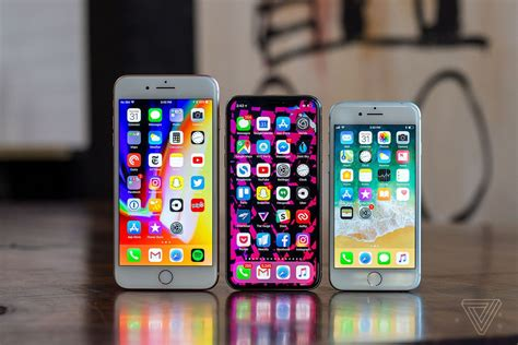 apple releases ios 11 3 with iphone battery management new animoji and more the verge