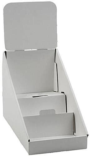 Countertop Rack by Cardboard Display 3 Tier Countertop Dvd Or Cd Rack